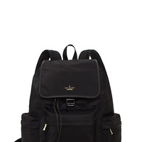 Kate Spade Classic Nylon Clay Black ONE