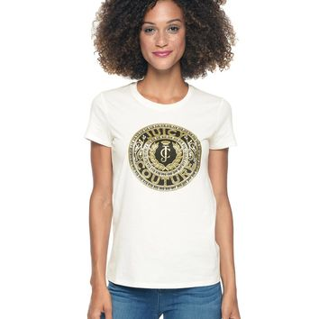 Logo Jc Medallion Tee by Juicy Couture