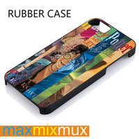 Harry Potter iPhone 4/4S, 5/5S, 5C, 6/6 Plus Series Rubber Case