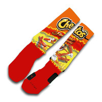 CHEETOS FLAMIN SOCKS