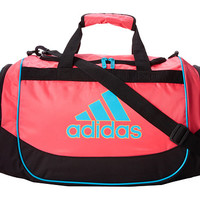 adidas Defender Duffel Small Intense Pink - Zappos.com Free Shipping BOTH Ways