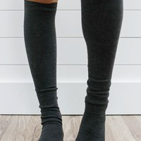 Brisk Over The Knee Socks