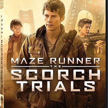 Dexter Darden & Dylan O'Brien - Maze Runner 2: Scorch Trials