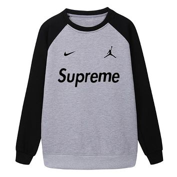 Trendsetter Supreme Women Men Fashion Casual Top Sweater