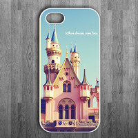 Iphone 5 Case - Dream Castle Iphone 5 Cover - iphone 5 case best seller