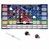 NFL Playoff/Standing Board