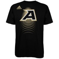 adidas Army Black Knights Toxic Hazard T-Shirt - Black