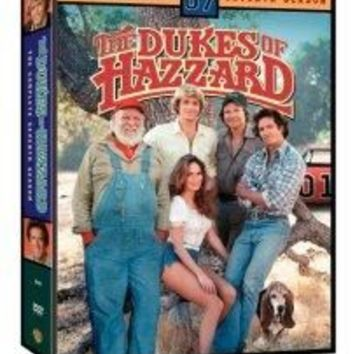 Dukes of Hazzard 7th Season DVD
