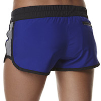 SURFSTITCH - WOMENS - ACTIVEWEAR - SHORTS - HURLEY BEACHRIDER RUNNER WALKSHORT - WESTMINSTER BLUE