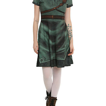 The Legend Of Zelda Link Cosplay Dress