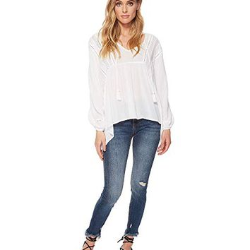 Amuse Society Cool Breeze Woven Top