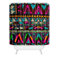 Kris Tate Huipil Shower Curtain