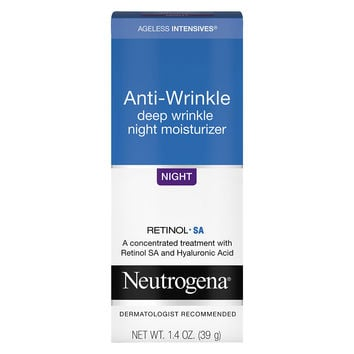Neutrogena Ageless Intensives Anti-Wrinkle Deep Wrinkle Night Moisturizer