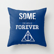 Harry Potter Quote Throw Pillow by hayimfabulous | Society6