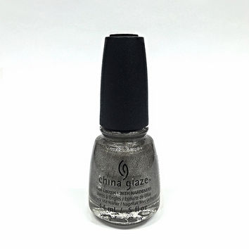 China Glaze - Check Out the Silve Fox 0.5 oz - #82709