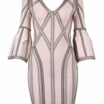 Bece Mini Bandage Dress