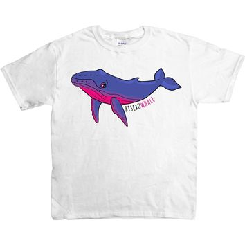 Bisexu-whale -- Youth/Toddler T-Shirt
