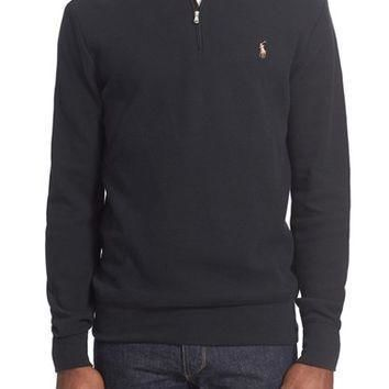 polo-ralph-lauren-half-zip-pima-cotton-pullover-nordstrom number 1