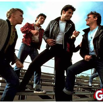 Grease The T-Birds Movie Poster 11x17