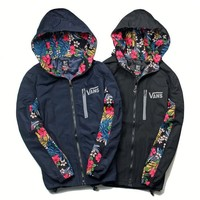 Vans Unisex  Jacket Hats Strong Character Windbreaker [9535281159]