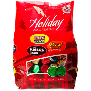 Hershey's Christmas Candy Assortment: 38-Ounce Bag