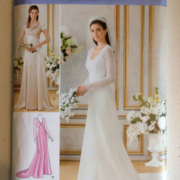 Best Simplicity Wedding Dress Patterns Products on Wanelo