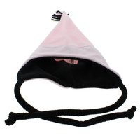 Stonz Fleece Tie Closure Trapper Hat