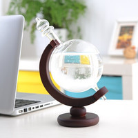 Creative Glass Decoration Birthday Gifts Weather Forcast Indicator [6284425286]