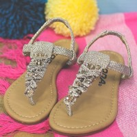 Girls Make Believe Sandal