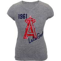 Los Angeles Angels - Lets Go Girls Youth T-Shirt