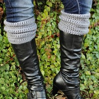 Boot Cuffs, Leg Warmers, Boot Toppe.. on Luulla