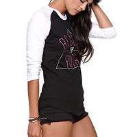 Young and Reckless Simply Raglan Tee at PacSun.com
