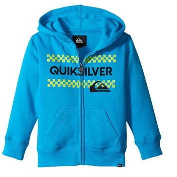Quiksilver Big Boys' Boxed Hoodie, Size L