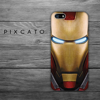 PIP - 042 - Iron Man 02 - Face to Face - Iphone Case, Hard Plastic