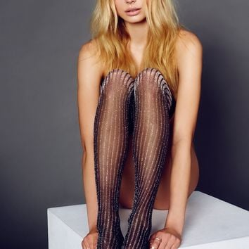 Free People Bardot Thigh High Sock
