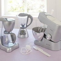 Silver Kitchen Appliances