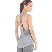 Women Loose Sleeveless Sport Suit Fitness Professional Sportswear Stretch Exercise Yoga  Top Women Tank Vest _ 6853