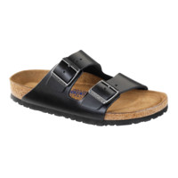 Arizona Sandal - Black Amalfi