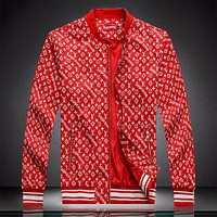 Boys & Men Louis Vuitton Cardigan Jacket Coat