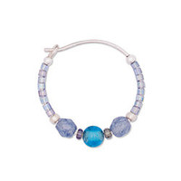 Holly Yashi   		 - Versatile Sonoma Glass Bead Hoops