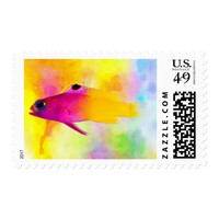 Fish Postage Stamps