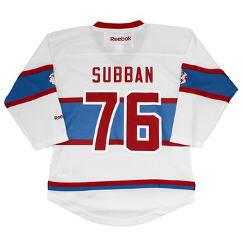 PK Subban Montreal Canadiens 2016 NHL Winter Classic Child Replica (4-6X) Hockey Jersey