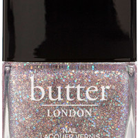 Tart With A Heart Nail Lacquer : Pink Glitter Nail Polish : butter LONDON