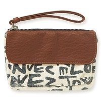 GRAFFITI TEXT WRISTLET