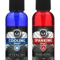 Master Series Spanking Spray Kit
