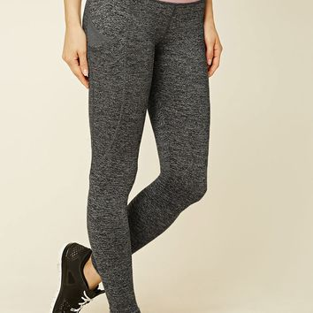 Active Heathered Yoga Pants