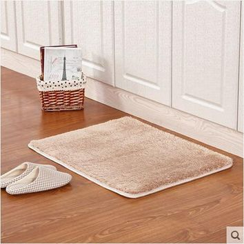 Autumn Fall welcome door mat doormat 1400mmx2000mmx45mm microfiber s Suitable for bathroom/bedroom/hallway/kitchen rugs and carpets  Shipping AT_76_7