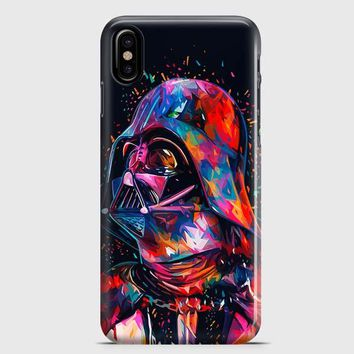 Star Wars Trilogy Characters iPhone X Case