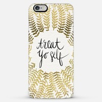 Treat Yo Self – Gold iPhone 6 Plus case by Cat Coquillette | Casetify