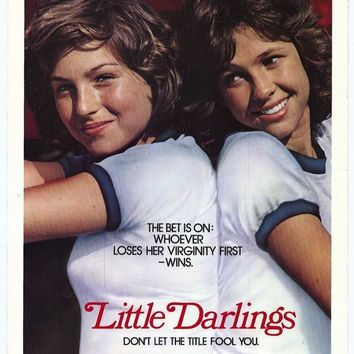 Little Darlings 11x17 Movie Poster (1980)